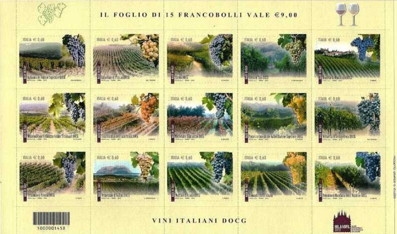 Italia 2012 - Vini Italiani DOCG