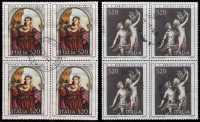 1980 - Arte italiana  - 7ª serie - Palma il Vecchio e Gian Lorenzo Bernini