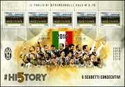 Italia 2016 - Minifoglio Campionato italiano di Calcio - Juventus