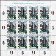Italia 2005 - Juventus   campione d'Italia 2004/2005 -  minifoglio