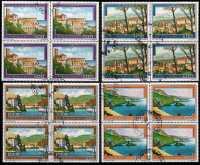 1987 - Turistica - 14ª serie - Verbania, Palmi, Vasto, Villacidro
