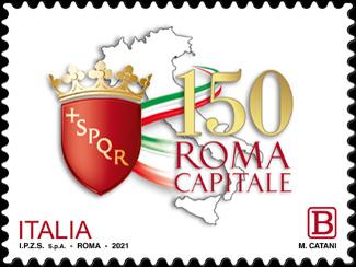 Il Senso Civico : 150° Anniversario della proclamazione di Roma Capitale d'Italia