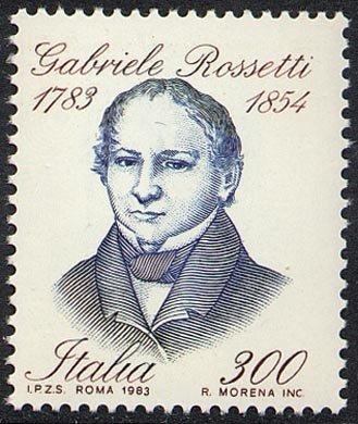 Bicentenario della nascita di gabriele rossetti for Repubblica italiana nascita