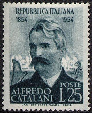 Centenario della nascita del compositore alfredo catalani for Repubblica italiana nascita