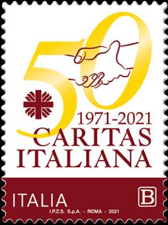 Caritas italiana - 50° Anniversario della fondazione