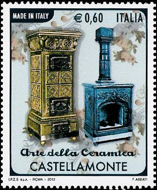 Arte della Ceramica -  Castellamonte