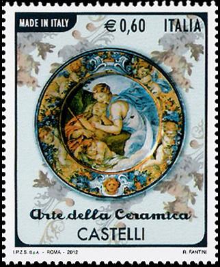 Arte della Ceramica -  Castelli