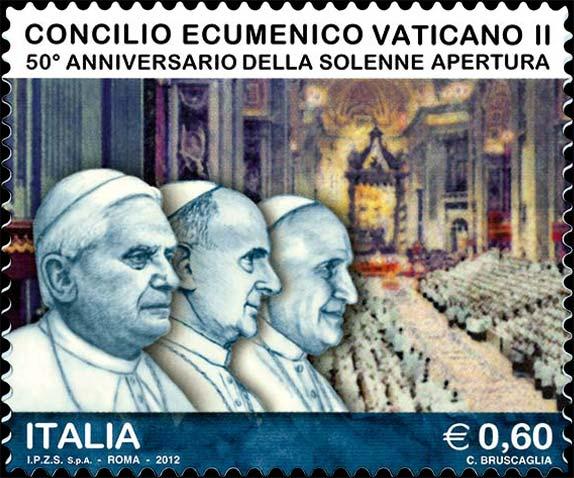 50º anniversario del concilio ecumenico vaticano II