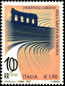 Centenario della fondazione del Festival Lirico di Verona