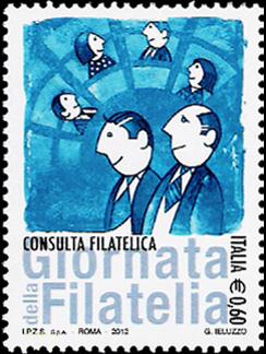 Giornata della filatelia -  Consulta filatelica
