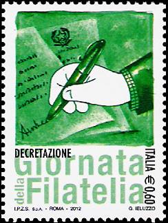 Giornata della filatelia - Decretazione