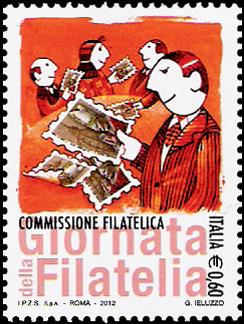 Giornata della filatelia - Commissione filatelica