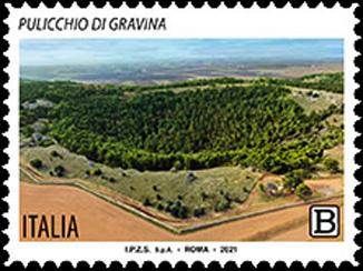 Tesori del Parco Nazionale dell'Alta Murgia : Pulicchio di Gravina