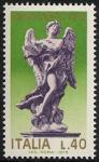 Anno Santo 1975 - Statue di angeli di Ponte S. Angelo - L. 40