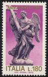 Anno Santo 1975 - Statue di angeli di Ponte S. Angelo - L. 180