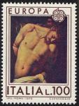 Europa - 20ª serie - 'Flagellazione' - Caravaggio