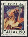 Europa - 20ª serie - 'Agar e Ismaele' - Tiepolo