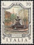 Fontane d'Italia - 'Piazza Fontana' - Milano