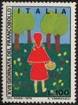 XVII Giornata del Francobollo - Disegni di bambini : Tommaselli di Piacenza