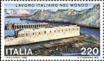 Lavoro Italiano nel mondo - 1ª serie - recupero dei templi di Philae - la diga di Assuan