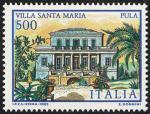 Ville d'Italia - Santa Maria, Pula