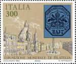 « Italia '85  » - Esposizione internazionale di filatelia a Roma - Stato Pontificio