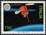 Europa - 36ª serie - L'Europa e lo spazio - Satellite DRS