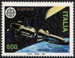 Europa - 36ª serie - L'Europa e lo spazio - Hermes e Columbus