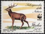 Salvaguardia della natura - Cervo sardo