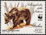 Salvaguardia della natura - Orso marsicano