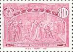 5° Centenario della scoperta dell'America - Colombo ottiene gli aiuti