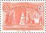5° Centenario della scoperta dell'America - Isabella impegna i tesori