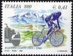 80° Anniversario della nascita di Fausto Coppi - Campionati Mondiali di ciclismo