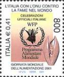 Giornata mondiale dell'alimentazione 2001 - Organismi internazionali umanitari : PAM