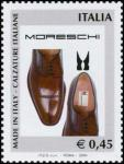 «Made in Italy» - 1ª serie - Calzature italiane  - Moreschi