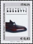«Made in Italy» - 1ª serie - Calzature italiane  - Fratelli Rossetti