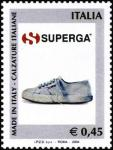 «Made in Italy» - 1ª serie - Calzature italiane  - Superga