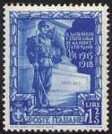 1938 - Proclamazione dell'Impero - Milite Ignoto