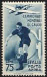 Posta Aerea - II° Campionato mondiale di calcio