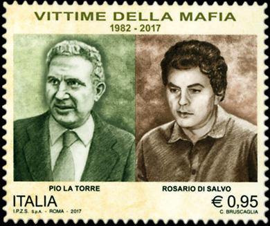 Il senso civico  :  Pio La Torre e Rosario Di Salvo - Vittime della Mafia