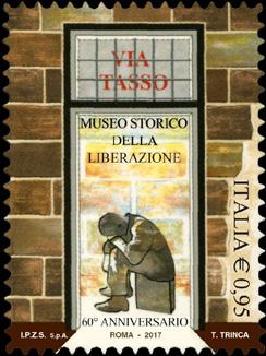 Patrimonio artistico e culturale italiano  - Museo Storico della Liberazione - 60° della istituzione