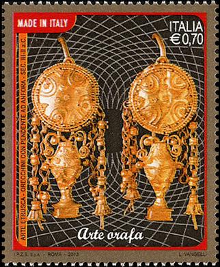 Arte Orafa Etrusca