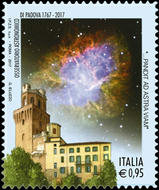 250° Anniversario della fondazione dell'Osservatorio Astronomico di Padova