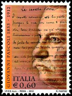 Commemorazione di Giovanni Pascoli nel centenario della scomparsa