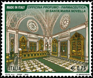 «Made in Italy» -Officina Profumo - Farmaceutica di Santa Maria Novella in Firenze