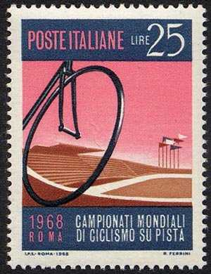 Campionati mondiali di ciclismo - velodromo olimpico di Roma