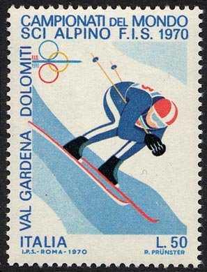 Campionati mondiali di sci alpino - discesa libera