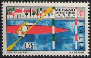 Campionati mondiali di canoa - Merano - slalom