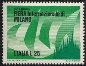 50ª Fiera di Milano - L. 25