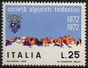 Centenario della Società Alpinisti Tridentini - Gruppo del Brenta
